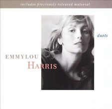 """Emmylou Harris: Duets - includes the wonderful Band/Harris version of """"Evangelin"""
