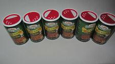 6x Tony Chachere's Famous Original Creole Seasoning. No MSG.  6 Oz Shakers