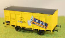 """Brawa 48022 Ged. Güterwagen Gw """"PEZ"""" DRG Hannover 32 453, Epoche 2, H0, DC Räder"""
