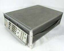Hp Agilent 8780a Vector Signal Generator With Opt 064 For Parts Needs Repair