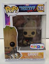 Groot #263 POP! Figure (2017) Funko New Toys R Us Exclusive