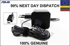 Genuine Asus ADP-33AW C C.C.:E 19v 1.75a EeeBook X205TA E202SA R209H adapter