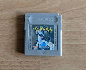 Pokemon Silberne Edition Nintendo Game Boy Spiel GB speicherbar