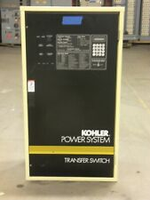Kohler 260 Amp Automatic Transfer Switch ATS 3 Phase 480v 277v 3 Phase 4 Wire