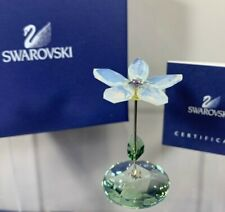 Swarovski Crystal Mint Jess, Juliette, Liz, Rocking Flower W/COA For Alexander