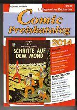 Comicpreiskatalog 2014 Polland in Topzustand !!!