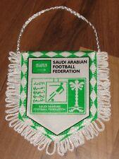 Fussball Wimpel Nationalteam Saudi Arabien Nationalmannschaft