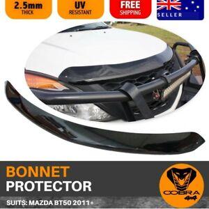 BONNET PROTECTOR FITS MAZDA BT50 BT-50 2011 2012 2013 2014 2015 2016 2017 2018