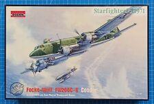 1/144 Focke-Wulf Fw 200C-6 Condor (Roden 340, New, February 2020)