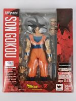 AUTHENTIC Bandai Tamashii SH Figuarts Dragon Ball Z SON GOKOU GOKU Figure