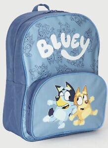 Bluey 38cm Genuine Licensed Backpack gift back to school christmas