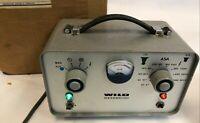 Vintage WILD Heerbrugg MEL13 MEL 13 Lab Laboratory Microscope Power Supply w Box
