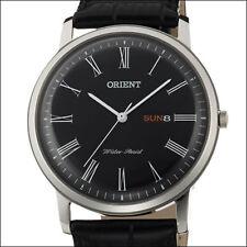 Orient Black Capital 2 Quartz Dress Watch, 40.5mm Case, Dome Crystal #UG1R008B