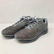 c437317e8e0 Men's Nike Air Max 2017 Running Shoes/Sneakers Cool Grey 849559-008