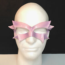 Pink Fairy Princess Mask Leather Halloween Mermaid Masquerade Carnival SIREN