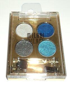 MILANI Fierce Foil Eyeshine Eye Shadow VENICE 04 Factory Seal