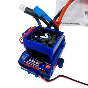 Traxxas VXL-3s Waterproof Brushless ESC 3355R & Velineon Accessory Fan 3340