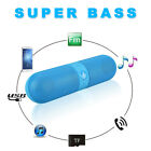 Portable Wireless bluetooth Speaker Super Bass Stereo Radio HIFI FM TF AUX US