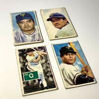 Vintage Rare Japan Baseball menko card ' Sadaharu Oh and Shigeo Nagashima ' No,3