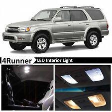 17x White Interior LED Lights Package Kit for 1996-2002 Toyota 4Runner