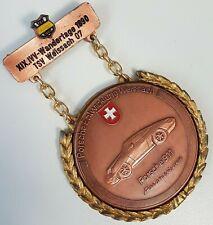 German Hiking Medal Weissach Porsche 911 Panamericana Development Wandertage