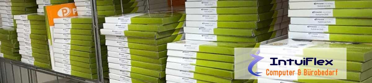 Intuis-Verbrauchsmaterialien