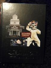 2000 Obiter, Bloomsburg University Yearbook