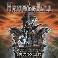 Hammerfall - Built To Last (CD+DVD Mediabook) (2016) original verpackt - Neuware