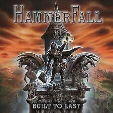 Built To Last (CD+DVD Mediabook) von Hammerfall (2016)