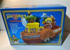1989 Vintage Jim Henson Muppet Babies Playmates Show Boat Factory Sealed Nrfb