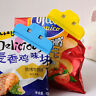 Plastic Kitchen Storage Food Snack Seal Sealing Bag Clips Sealer Clamp Tool