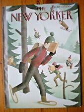 New Yorker Dec 20&27,2004 CLARKE Fiction Issue De Kooning Edward P.Jones