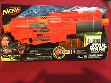 Star Wars Rogue One NERF Gun GlowStrick  NEW MINT IN Package Disney Hasbro