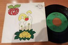45g - ADAMO & EVA--TENTAZIONE / IO E TE---OBSCURE POP ITALIA -B.B.B. RECORD
