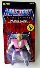 Figura Masters Of T - Universe Motu Powers Grayskull SUPER7 14 CM Prince Adam