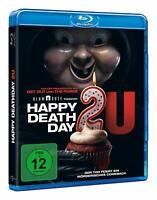 Happy Deathday 2U (Teil: 2)[Blu-ray/NEU/OVP] Fortsetzung des Horrorhits aus dem