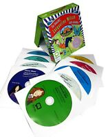 Quintessential Jacqueline Wilson Audio Sapphire Battersea Katy 10 CD Collection