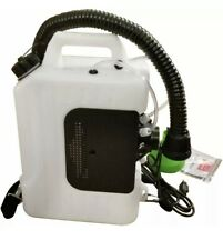 Backpack Sprayer Fogger Ulv Cold Fogging 110v 220v Electric Machine Sanitizer