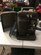 Vtg-Circa-1950s-Bell-amp-Howell-Model-253AX -8mm-Film-Portable-Movie-Projector