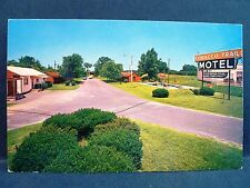 Postcard NC Wilson Tobacco Trail Motel