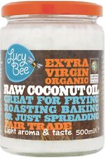 Lucy Bee Sri Lankan Extra Virgin Organic Coconut Oil 500ml