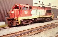 GC18 ORIGINAL TRAIN SLIDE ENGINE P&W U18B 1801 Worcester MA Providence