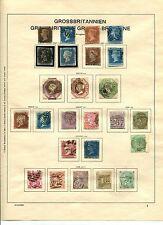 Great Britain important collection Queen Victoria-George VI