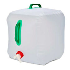 Collapsible Water Container 20L with Tap and Handles