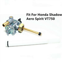Fuel Petcock Valve Gas Tank Switch Fit For Honda Shadow Aero Spirit VT750 C C2