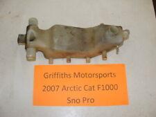 2007-11 ARCTIC CAT F1000 SNOPRO EFI f5 f6 f8 coolant bottle tank