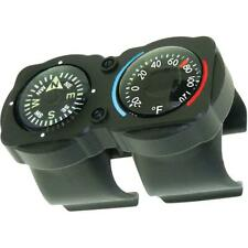 Sun Company CyclGage Bike Thermometer and Compass