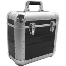 f1cd507cb0 ZOMO Flightcase RP-50 XT Black - Borsa in Alluminio Porta Dischi in Vinile  Nera