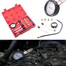 Engine Compression Cylinder Pressure Tester Gauge Multi-function Tool Kit Set