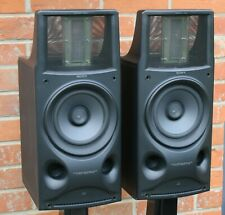 Active Electrostatic Speakers Sony SA-H7900 Active Hybrid Speaker System - RARE